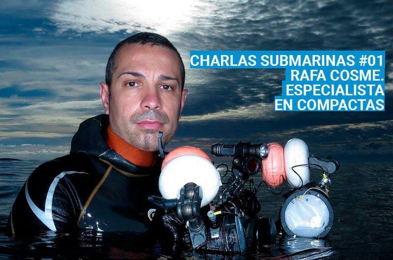 Charlas submarinas 01. Rafa Cosme