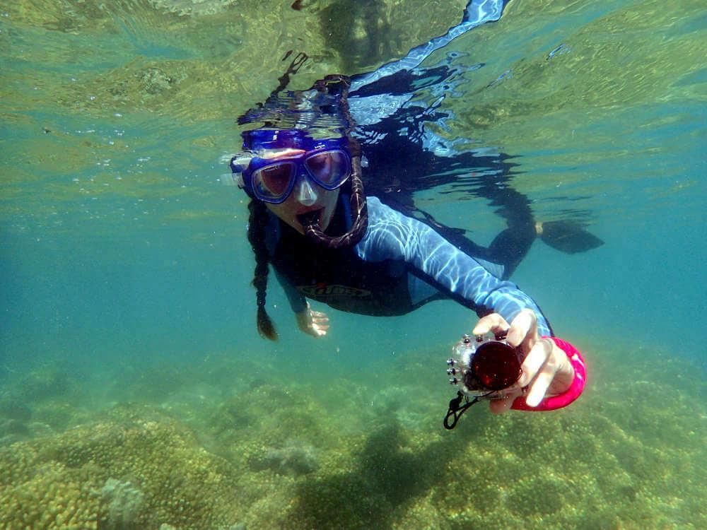 iniciacion ala fotografia submarina