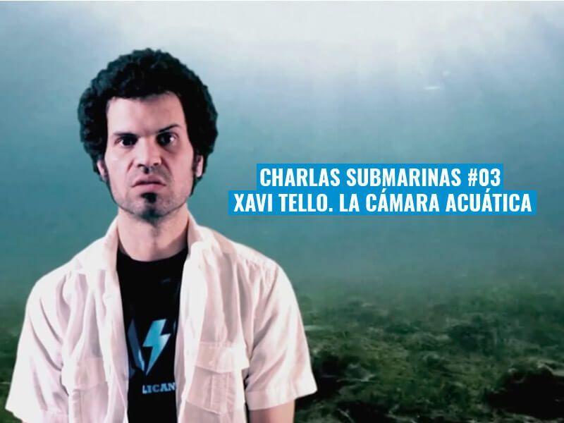 Xavi Tello. Manual la camara acuatica