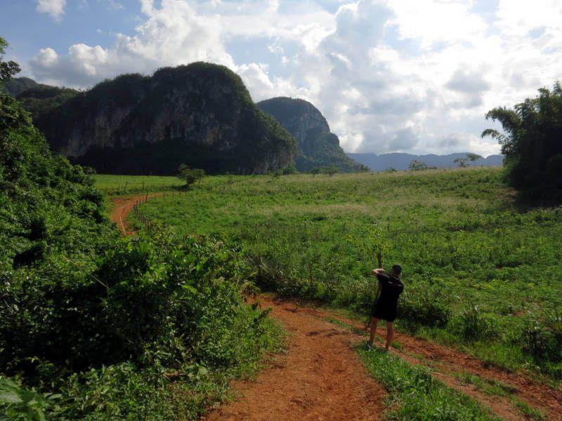 Valle de Viñales, Cuba. Olympus TG4