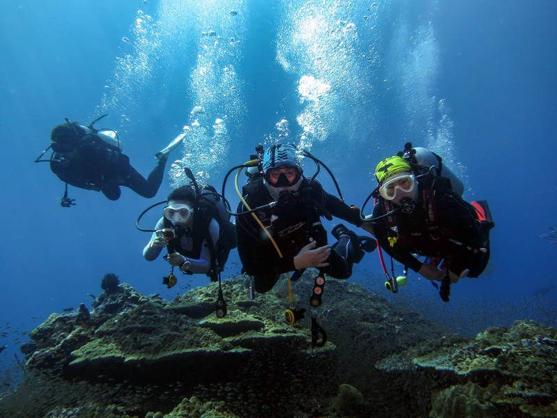buceo en similan islands