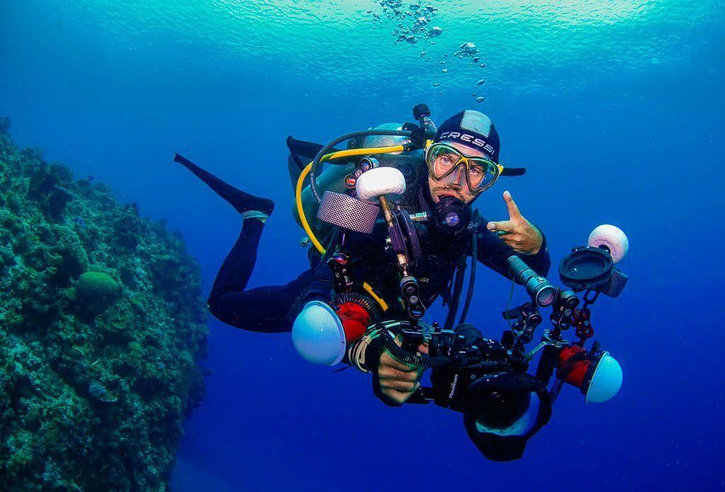 guia iniciacion a la fotografia submarina con viajarbuceando