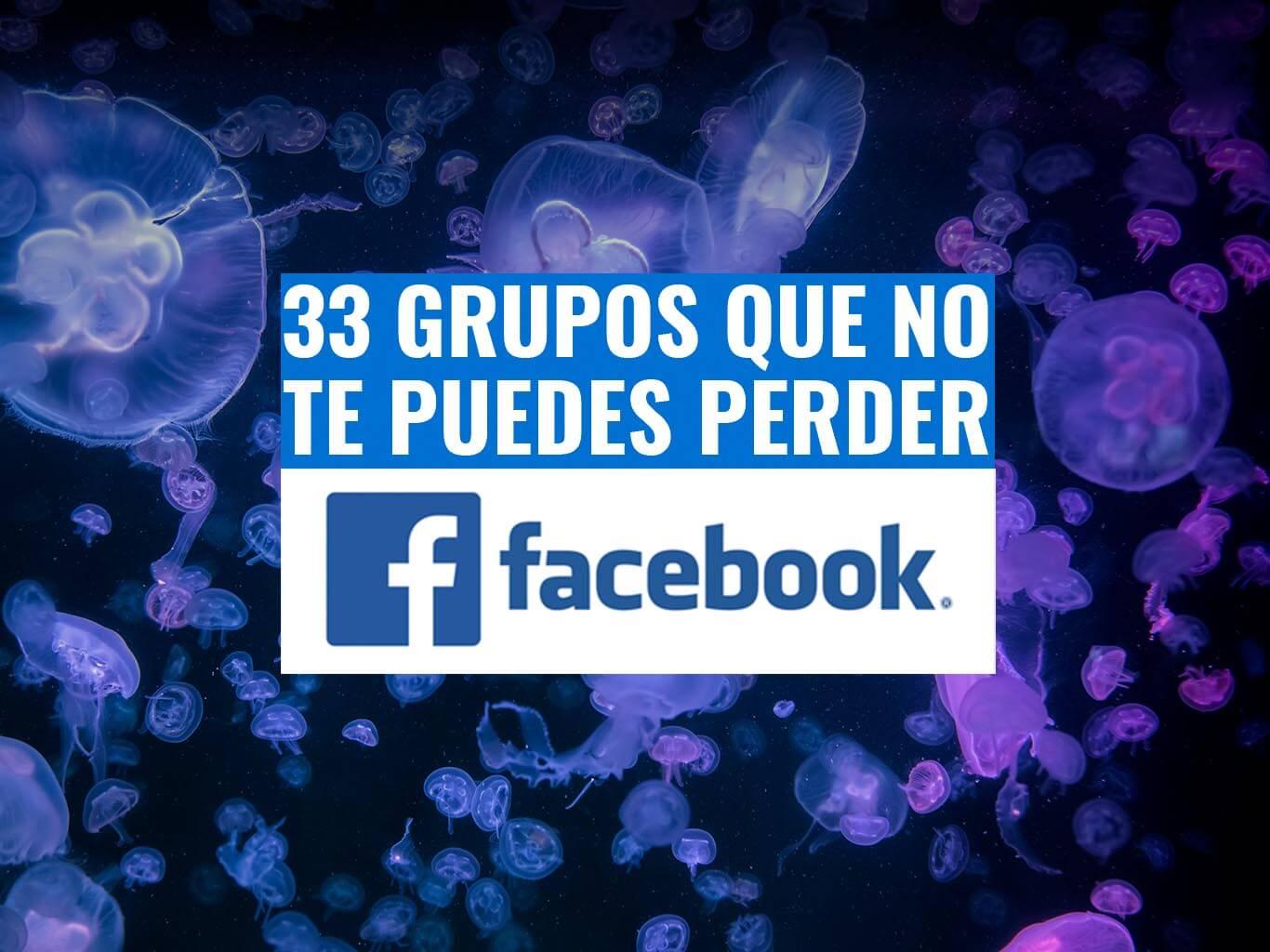 grupos facebook buceo