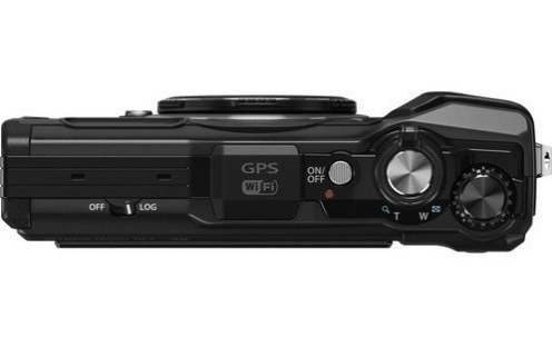 Olympus TG5 cámara acuática, nuevos controles