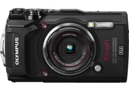 Olympus TG-5 cámara acuática vídeo 4k