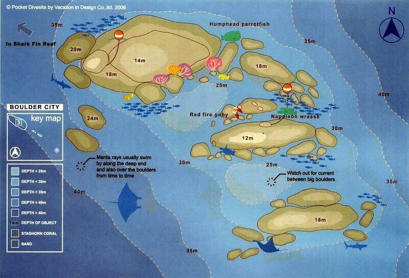 bucear en similan island