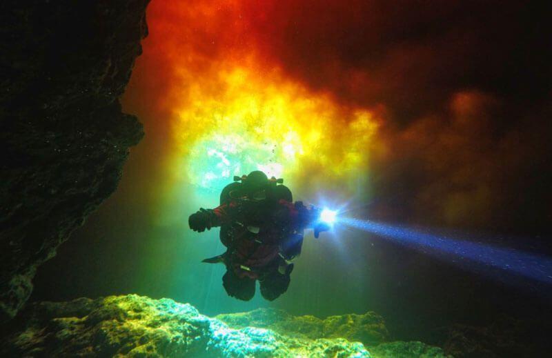 buceo tecnico david de las heras charlas submarinas
