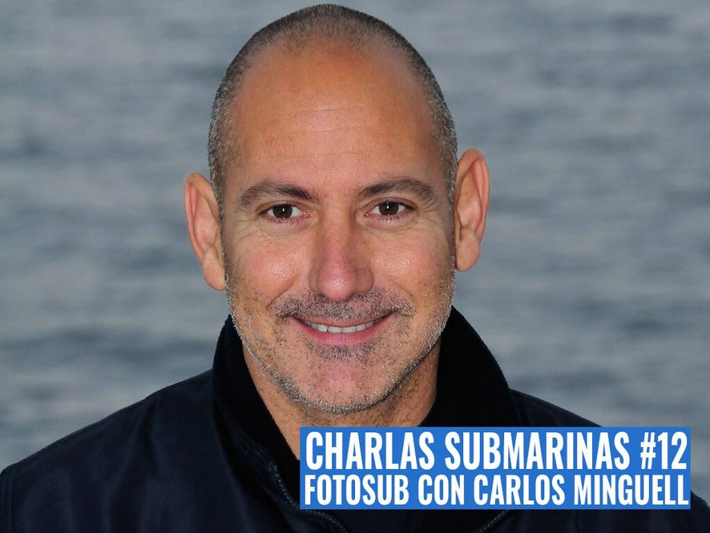 Charlas submarinas 12 Carlos Minguell fotografía submarina