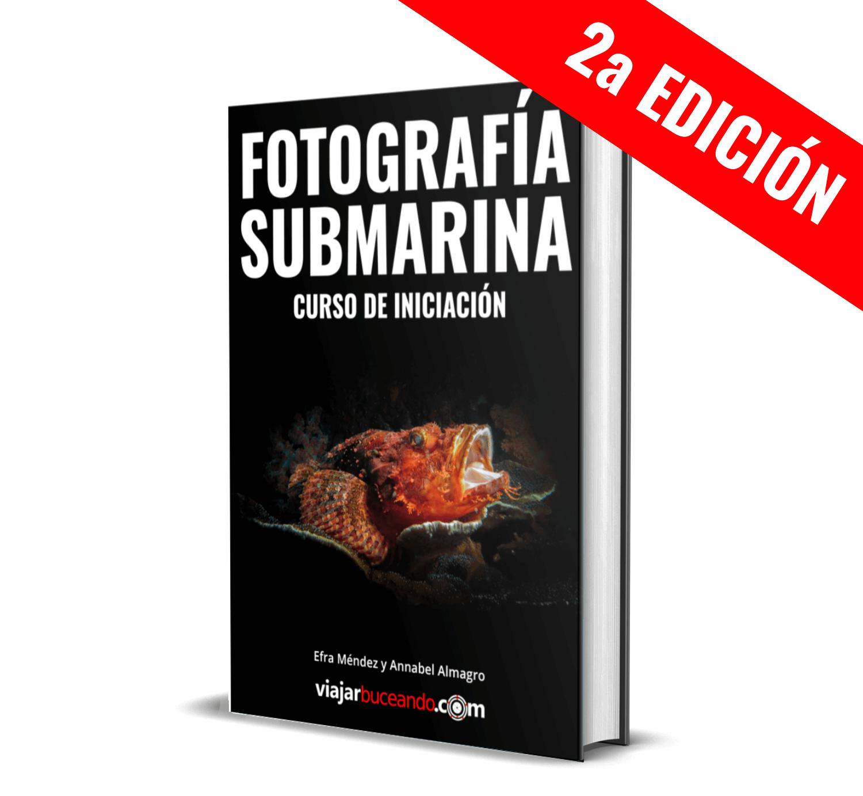 libro digital aprender fotografia submarina 2a edicion