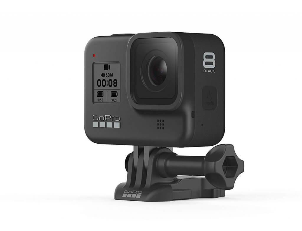 Camara de accion GoPro Hero 8 Black, elegir el equipo de fotosub