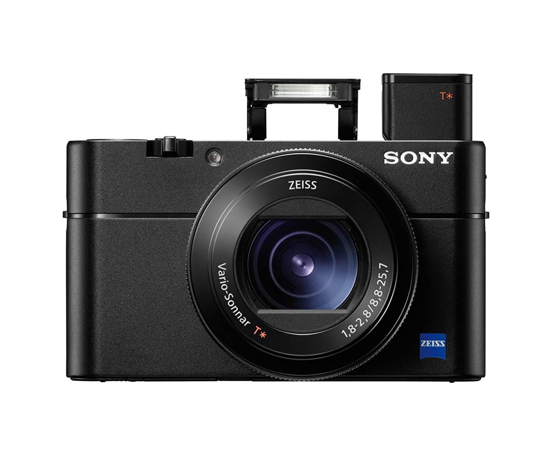 Sony RX 100 equipo de fotosub