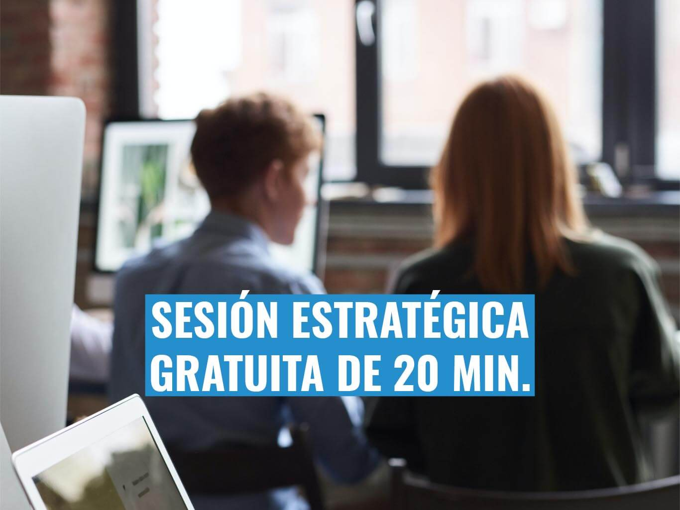 SESION ESTRATEGICA GRATUITA