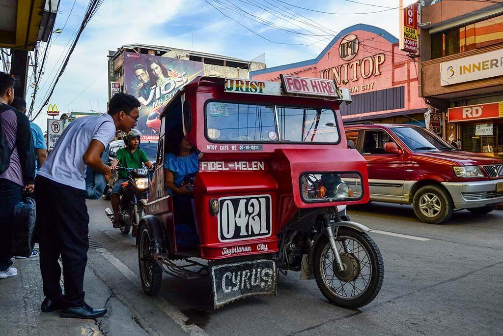 Transporte de Bohol