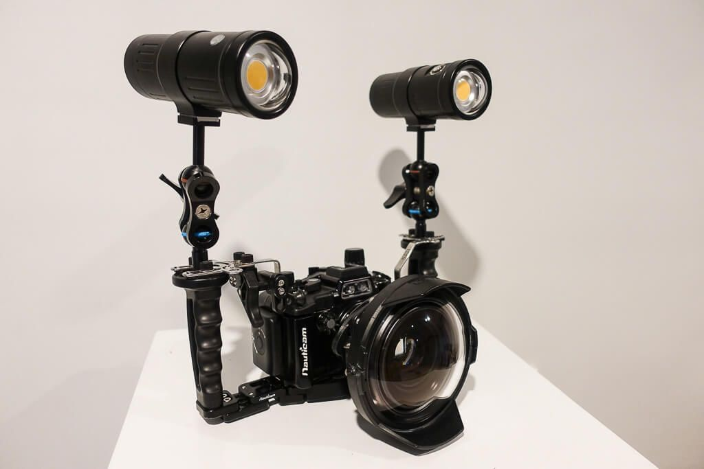 Trucos para grabar vídeo submarino